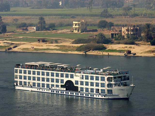 4 Day Nile Cruise With Aswan Luxor Train Transfer From