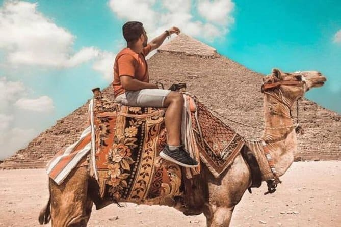 Best Egypt Short trip : 4 - Days Guided tours Cairo , Giza and Alexandria &  4 Stars Hotel